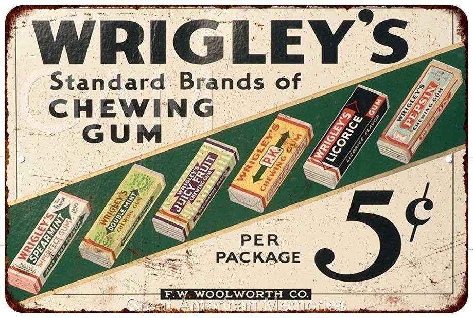 5. Wrigley Sakız Fabrikası burada bulunur.