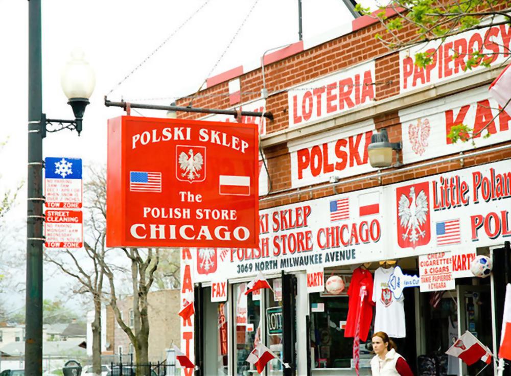 9. Chicago'da etnik mahalleler bulunur.