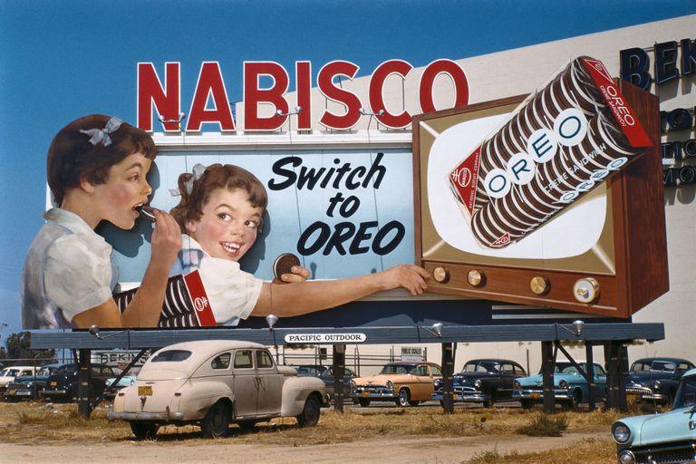 4. Nabisco, Ulusal Bisküvi Şirketi burada kurulmuştur.