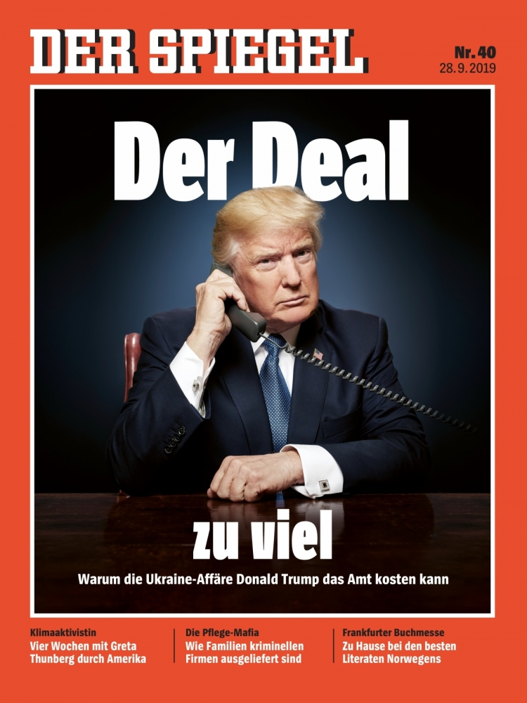 6. Dergi ilk kez Almanya'da basılmıştır.