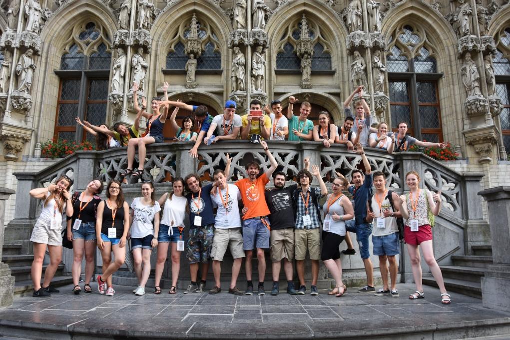 4. Belçika Erasmus değişim programının başkentidir!