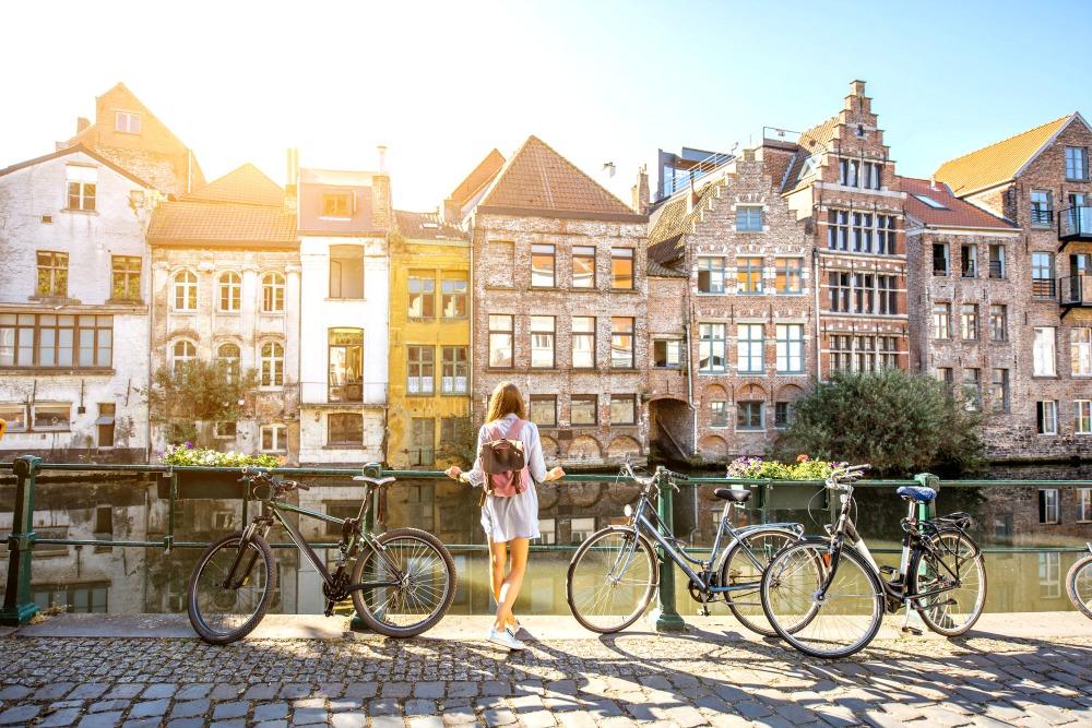 8. Belçika'da bisiklet kullanımı Hollanda'dan daha fazladır.